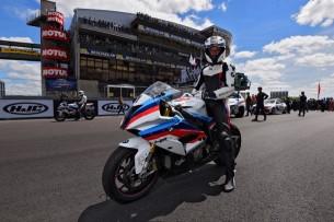 мотоцикл BMW   MotoGP Гран-При Франции 2017   2017 05 GP France 00413