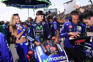 Маверик Виньялес   MotoGP Гран-При Франции 2017   2017 05 GP France 00418