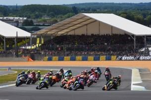 Старт   MotoGP Гран-При Франции 2017   2017 05 GP France 00428