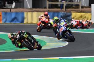 Зарко, Виньялес   MotoGP Гран-При Франции 2017   2017 05 GP France 00429