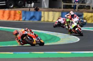 Маркес, Крачлоу   MotoGP Гран-При Франции 2017   2017 05 GP France 00432