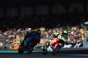 Крачлоу, Миллер   MotoGP Гран-При Франции 2017   2017 05 GP France 00448