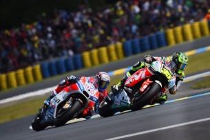 Крачлоу, Довициозо   MotoGP Гран-При Франции 2017   2017 05 GP France 00462
