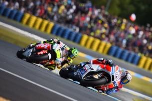 Крачлоу, Довициозо   MotoGP Гран-При Франции 2017   2017 05 GP France 00464