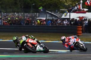 Крачлоу, Довициозо   MotoGP Гран-При Франции 2017   2017 05 GP France 00477