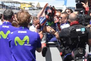 Маверик Виньялес   MotoGP Гран-При Франции 2017   2017 05 GP France 00491