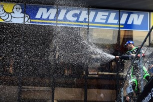 Подиум, Закро | MotoGP Гран-При Франции 2017 | 2017 05 GP France 00505