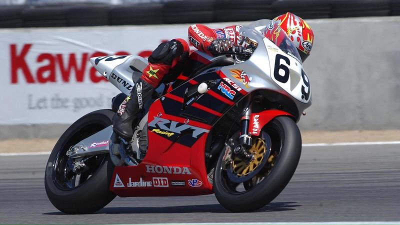 Ники Хэйден (AMA Superbike, 2002)