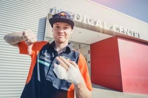 Брэдли Смит травмировался на Гран-При Каталонии 2017