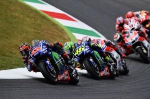 Виньялес, Росси | MotoGP Гран-При Италии 2017 |   00302