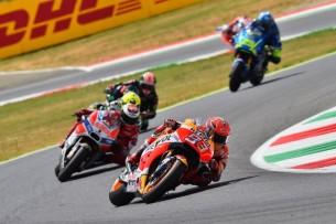 Маркес, Лоренсо | MotoGP Гран-При Италии 2017 |   00306