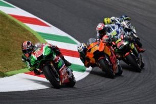 Лоус, П.Эспаргаро, Фольгер | MotoGP Гран-При Италии 2017 |   00311