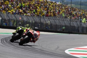 Маркес, Баутиста | MotoGP Гран-При Италии 2017 |   00376