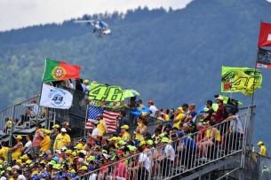 Болельщики | MotoGP Гран-При Италии 2017 |   00382