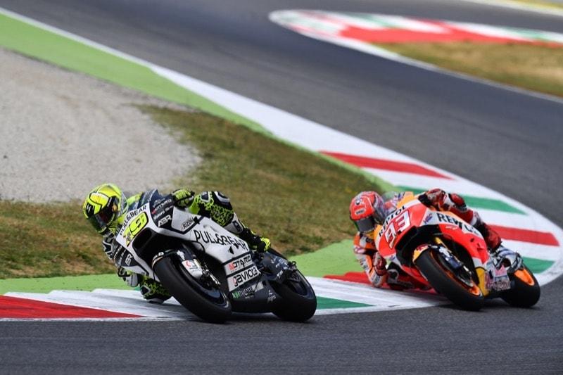 Баутиста, Маркес | MotoGP Гран-При Италии 2017 |   00386