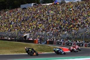 | MotoGP Гран-При Италии 2017 |   00393
