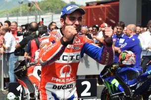 Петруччи, 3 место | MotoGP Гран-При Италии 2017 |   00398