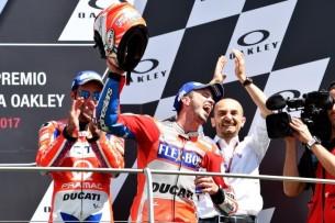 Довициозо | MotoGP Гран-При Италии 2017 |   00402