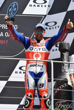Петруччи, 3 место | MotoGP Гран-При Италии 2017 |   00404