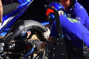Michelin, резина, Yamaha   MotoGP Гран-При Каталонии 2017    00382