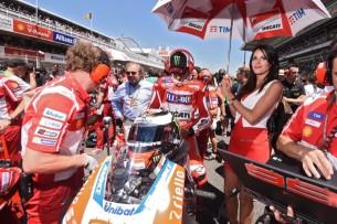 Лоренсо   MotoGP Гран-При Каталонии 2017    00389