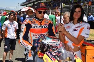 Маркес   MotoGP Гран-При Каталонии 2017    00392
