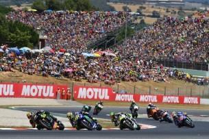  MotoGP Гран-При Каталонии 2017    00398