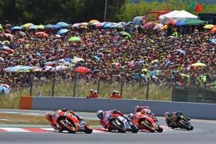   MotoGP Гран-При Каталонии 2017    00410