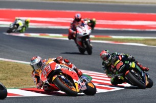 Маркес, Фолегр   MotoGP Гран-При Каталонии 2017    00419