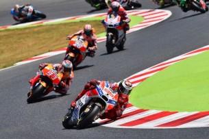 Лоренсо, Маркес   MotoGP Гран-При Каталонии 2017    00421