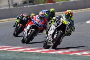 Баутиста, Лоренсо, Зарко  MotoGP Гран-При Каталонии 2017    00439