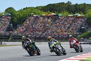 Зарко, Баутиста, Лоренсо   MotoGP Гран-При Каталонии 2017    00444