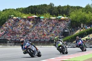 Барбера, Крачлоу   MotoGP Гран-При Каталонии 2017    00446