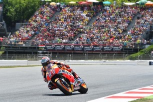Маркес   MotoGP Гран-При Каталонии 2017    00447
