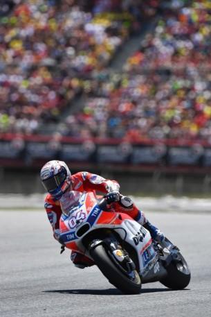 Довициозо   MotoGP Гран-При Каталонии 2017    00449