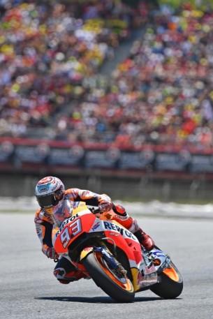 Маркес   MotoGP Гран-При Каталонии 2017    00451