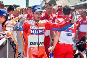 Довициозо   MotoGP Гран-При Каталонии 2017    00478