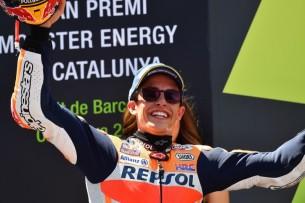 Маркес   MotoGP Гран-При Каталонии 2017    00480
