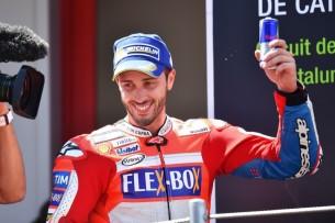 Довициозо   MotoGP Гран-При Каталонии 2017    00481