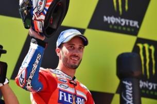 Довициозо   MotoGP Гран-При Каталонии 2017    00483