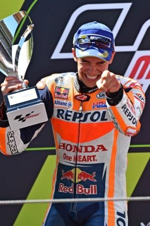 Маркес   MotoGP Гран-При Каталонии 2017    00486