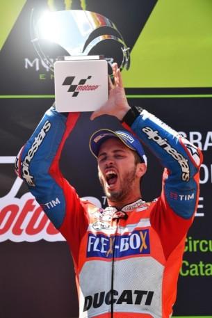 Довициозо   MotoGP Гран-При Каталонии 2017    00488