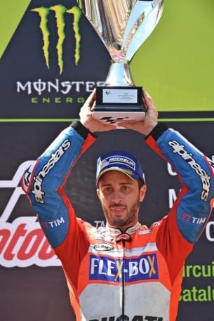 Довициозо   MotoGP Гран-При Каталонии 2017    00489