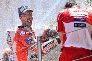 Довициозо   MotoGP Гран-При Каталонии 2017    00495
