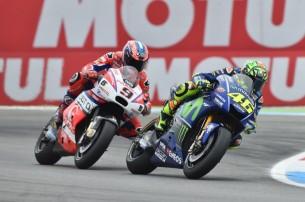 Росси, Петруччи | MotoGP Гран-При Нидерландов 2017 |  00409