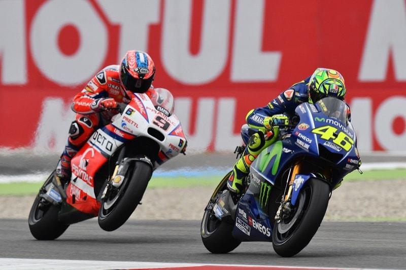 Росси, Петруччи | MotoGP Гран-При Нидерландов 2017 |  00412