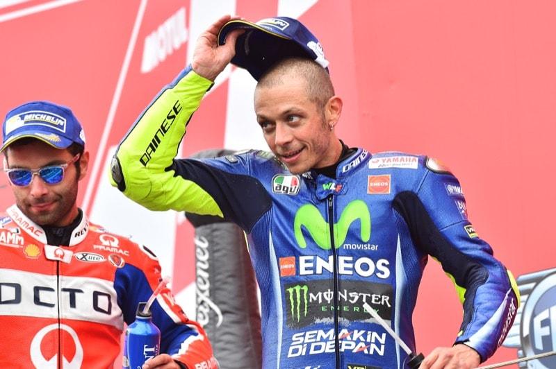 Росси | MotoGP Гран-При Нидерландов 2017 |  00445