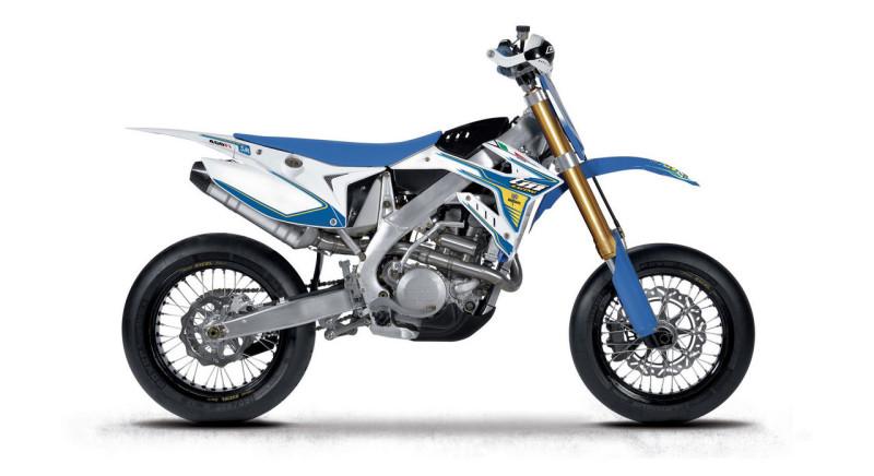 TM SMX 450