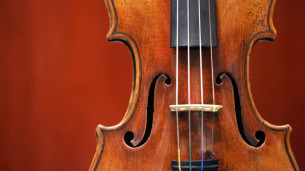 Корпус скрипки