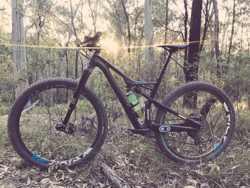 Велосипед Кейси Стоунера